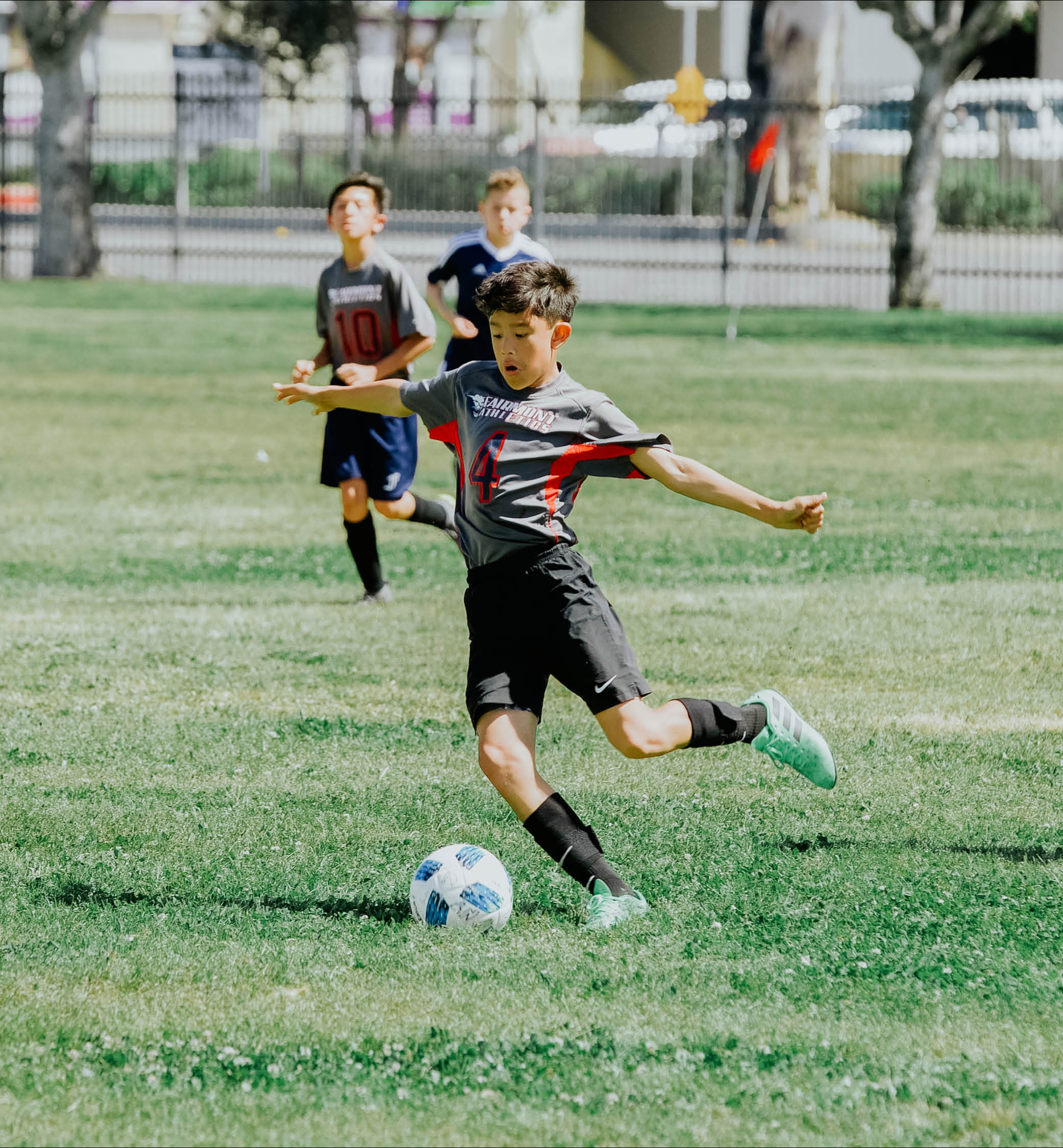 Elementary & Middle School Athletics